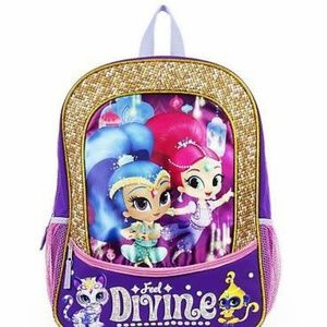 """Other - Shimmer and Shine 16"""" backpack"""